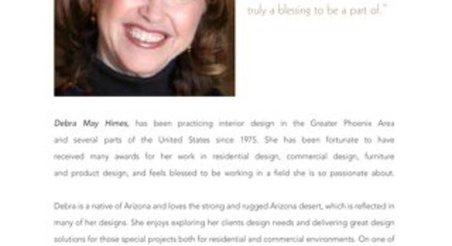 Debra May Himes Interior Design