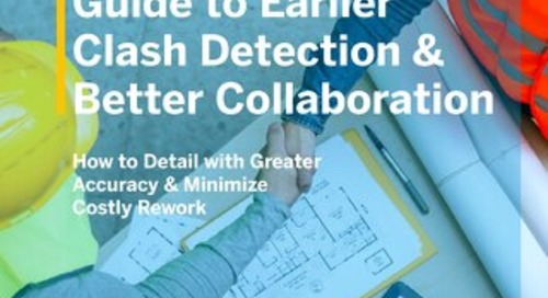 The MEP Detailer's Guide to Earlier Clash Detection and Better Collaboration