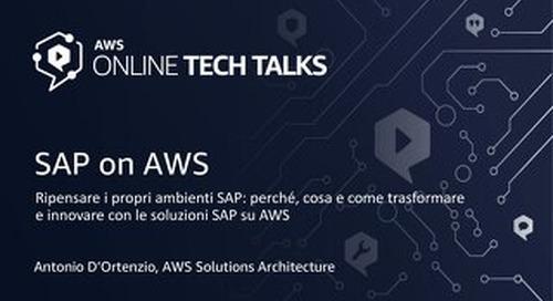 Ripensare i propri ambienti SAP