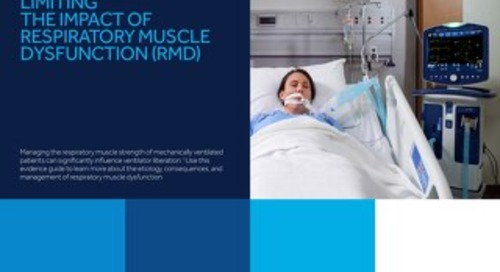 CLINICAL EVIDENCE GUIDE: LIMITING THE IMPACT OF RESPIRATORY MUSCLE DYSFUNCTION (RMD)