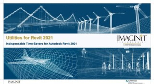 IMAGINiT Utilities for Revit 2021 Presentation with QA
