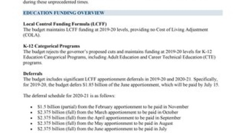 ACSA State Budget Analysis 6.26.20