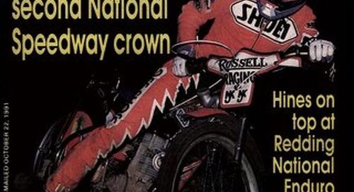 Cycle News 1991 10 30