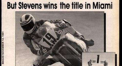 Cycle News 1991 11 20
