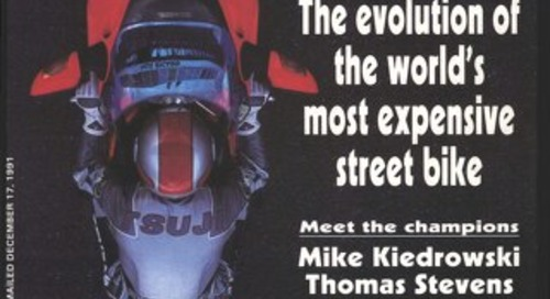 Cycle News 1992 01 08