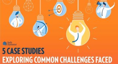 5 Case Studies - Exploring Common Challenges Faced by the ISO