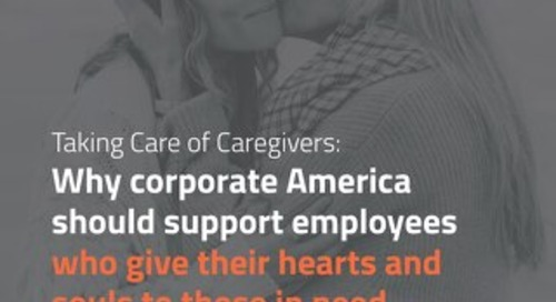 Taking Care of Caregivers: A Look at the Scope of Caregiving from Cariloop
