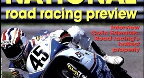 Cycle News 1992 04 22