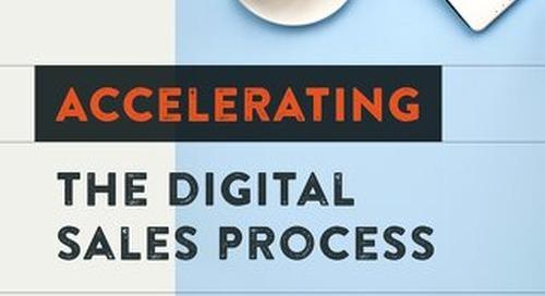 Accelerating the Digital Sales Process