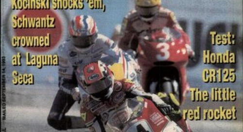Cycle News 1993 09 22
