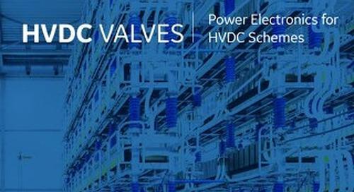 HVDC Valves Brochure