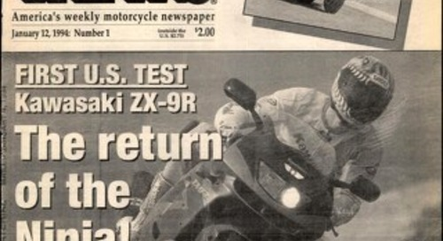 Cycle News 1994 01 12