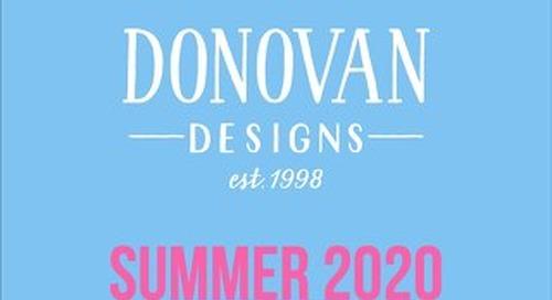 DONOVAN SUMMER 2020