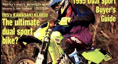 Cycle News 1994 11 23