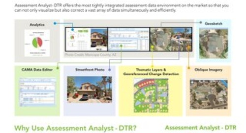 Assessment Analyst - DTR FactSheet
