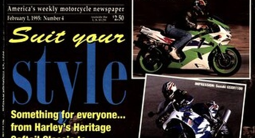 Cycle News 1995 02 01
