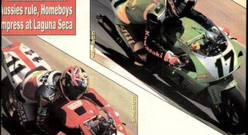 Cycle News 1995 08 02
