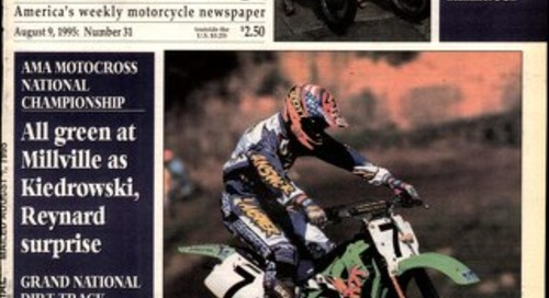 Cycle News 1995 08 09