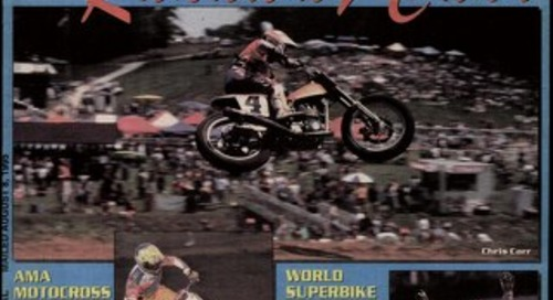 Cycle News 1995 08 16