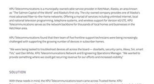 Case study: KPU Telecommunications