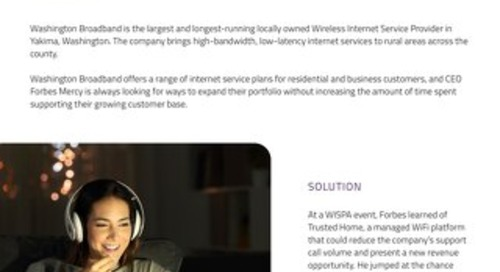 Case study: Washington Broadband