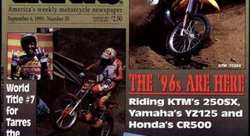 Cycle News 1995 09 06