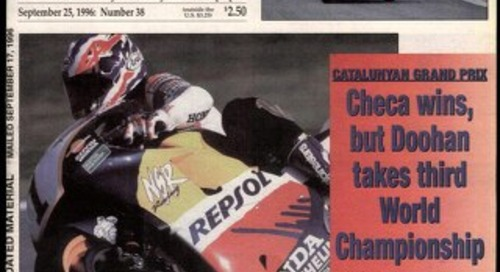 Cycle News 1996 09 25