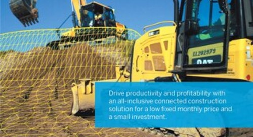 Trimble Platform as a Service (TPaaS) Brochure - English