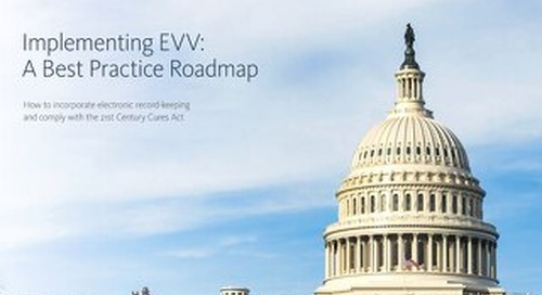 eBook: Implementing EVV - A Best Practice Roadmap
