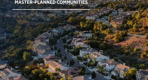 COVID-19: Lessons Learned from Master-Planned Communities