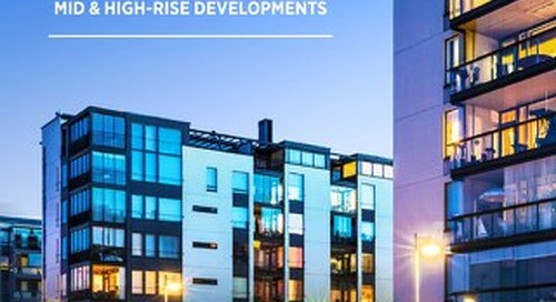 COVID-19: Lessons Learned from Mid & High-Rise Developments