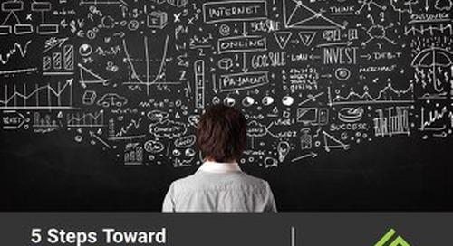 5 Steps Toward Data Self Service
