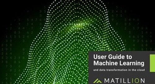 User Guide to Machine Learning and Data Transformation in the Cloud