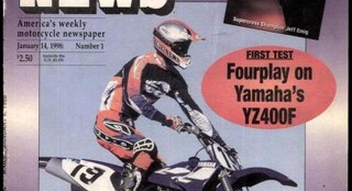 Cycle News 1998 01 14