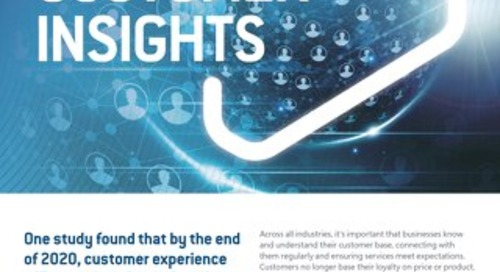 NS:GO Customer Insights 2020 Flyer
