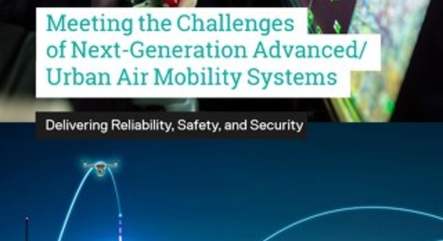 Delivering Reliability, Safety, and Security to Electric Vertical Takeoff and Landing Vehicles