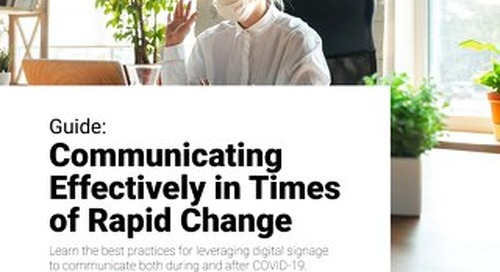Best Practices Guide: How To Communicate Effectively During and After COVID