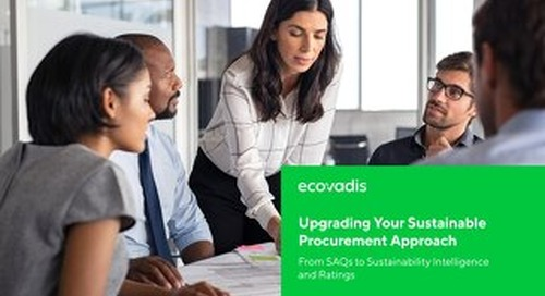 Upgrading Sustainable Procurement: From Self-Declared Data to Intelligence and Value Creation