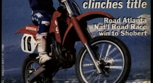 Cycle News 1988 05 25