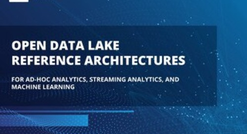 Open Data Lake Reference Architectures