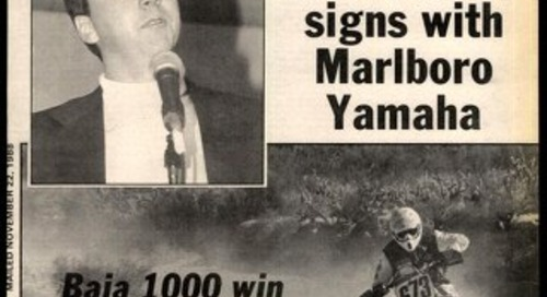 Cycle News 1988 11 30