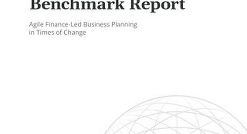 Industry Benchmark Report