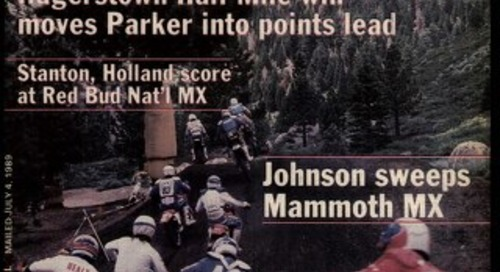 Cycle News 1989 07 12