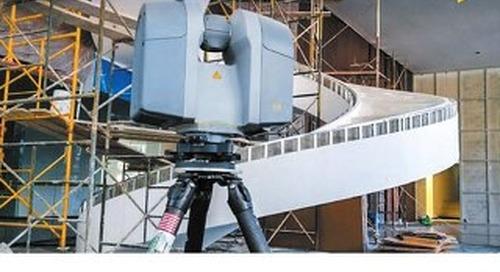 Rumbo Norte Case Study - 3D Laser Scanning
