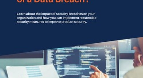 What's the Real Cost of a Data Breach