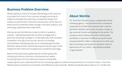 Merkle case study