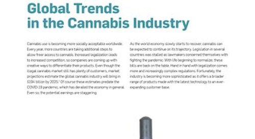 Global Trends in the Cannabis Industry