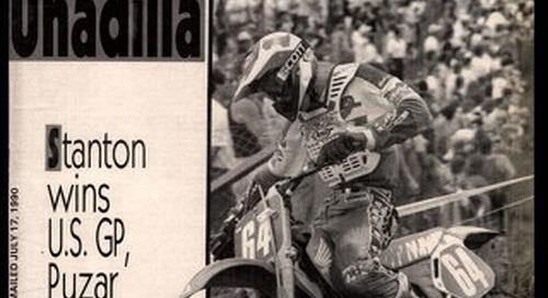 Cycle News 1990 07 25