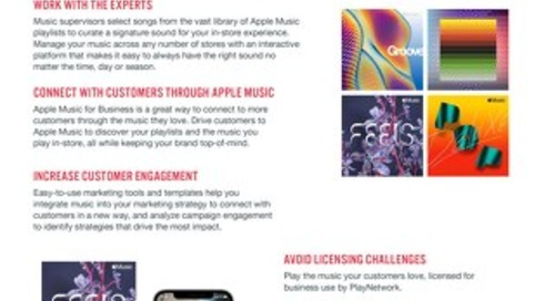 Apple Music for Business