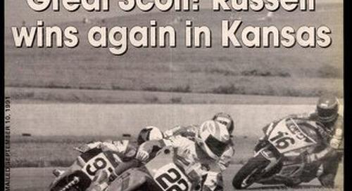 Cycle News 1991 09 18